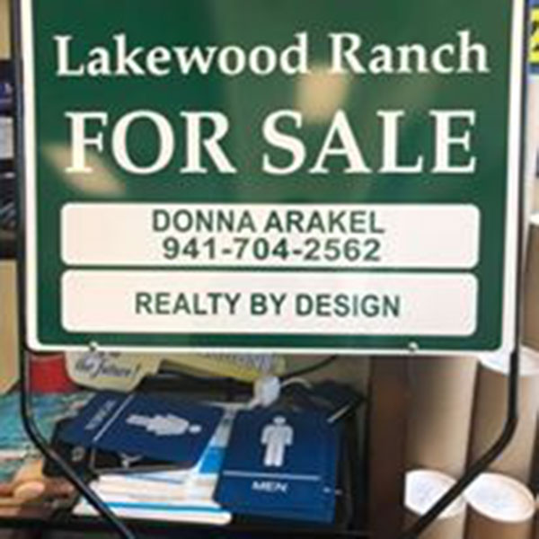Realestate Signs